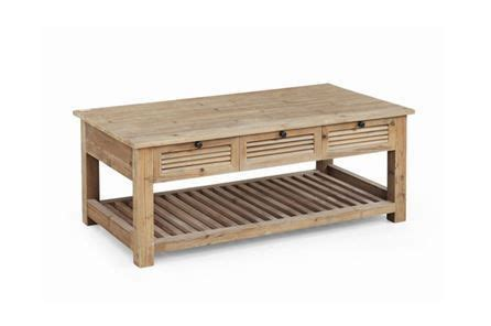 otb natural  drawer shutter coffee table main coffee