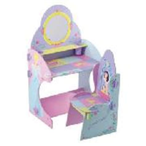 Disney Vanity Table And Chair Disney Princess Bedroom Disney Princess Bedroom Princess Theme Bedroom Character Toys