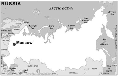 russia map black and white free russia capital map black and white grayscale