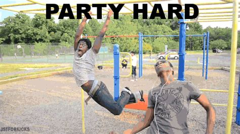 Party Hard Meme - party hard party hard know your meme