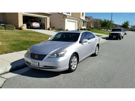 Lexus Es 350 For Sale 2009 lexus es 350 for sale by owner in menifee ca 92584