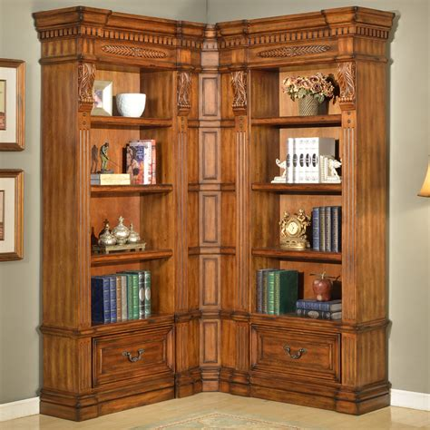 narrow corner bookcase antique corner bookcase oak narrow corner bookcase