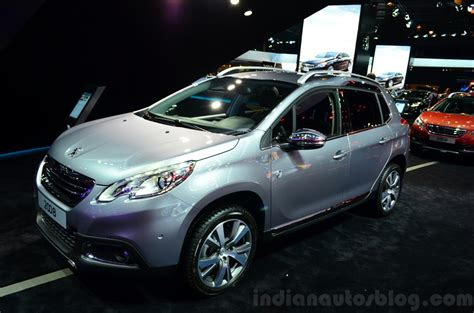 peugeot paris paris live peugeot 2008 and 3008 crossway special