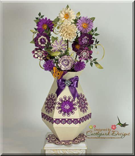 design of flower vase flower vase pretty in purple castlepark designs