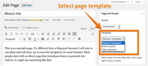 custom page templates pinegrow web editor