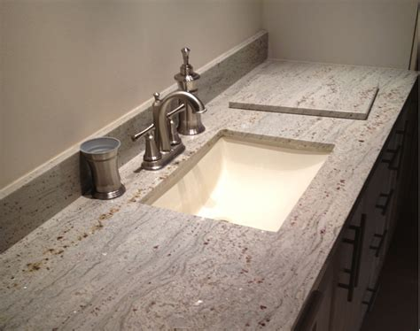 marble or granite for bathroom countertop granite bathroom countertops best granite for less