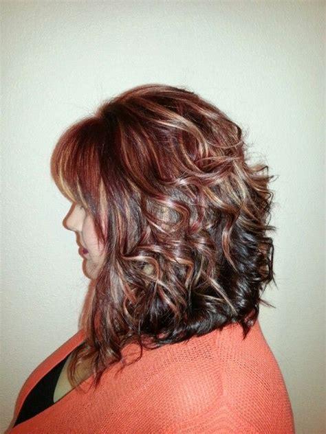 pravana hair cuts long a line pravana highlight abd lowlight by catherine