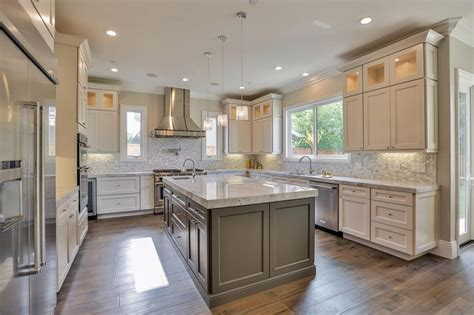 cost to paint kitchen cabinets per sq ft kitchen remodel cost guide price to renovate a kitchen