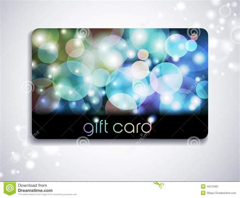 rainbow gift card stock image image 15572461 - Rainbow Gift Card
