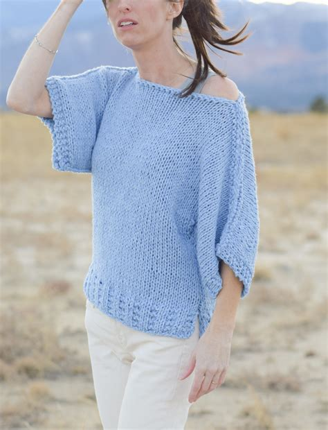 pattern shirt under sweater easy knit boxy t shirt quot jeans quot pattern mama in a stitch