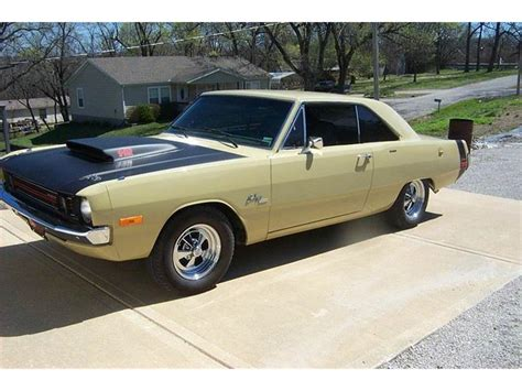 dodge dart for sale 1972 dodge dart for sale classiccars cc 800755