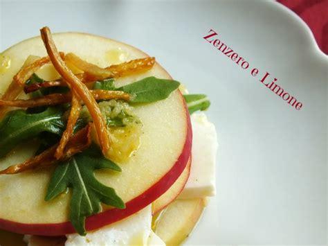 lade di sale dell himalaya ricetta antipasto con mela e primo sale zenzero e limone