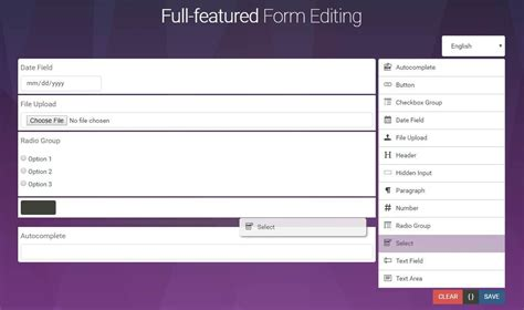 jquery ui layout builder top 5 best drag and drop form builders plugins for