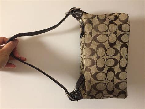 coach small monogram purse mercadomx