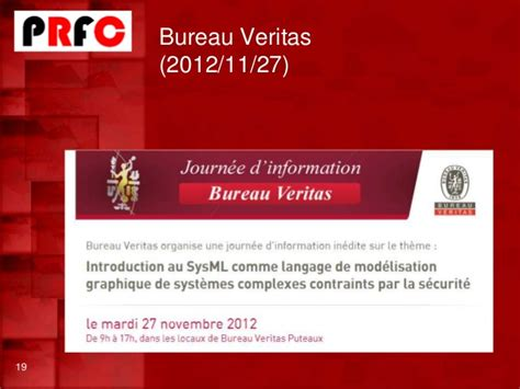 bureau veritas mulhouse sysml adoption in