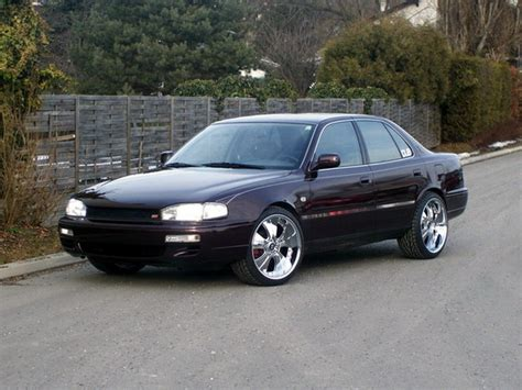 getuned  toyota camry specs  modification info  cardomain