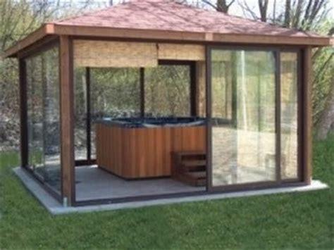 gazebo costi gazebo in legno con vetrate pannelli termoisolanti