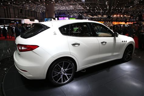 maserati levante back maserati s first suv will be diesel only for the uk by car