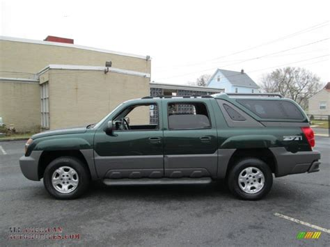 how cars run 2011 chevrolet avalanche electronic valve timing 2002 chevrolet avalanche z71 4x4 in forest green metallic 307299 all american automobiles