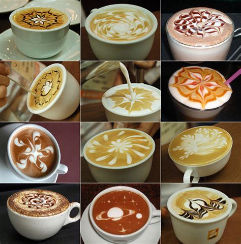 how to make designs on coffee coffee art how to make latte art