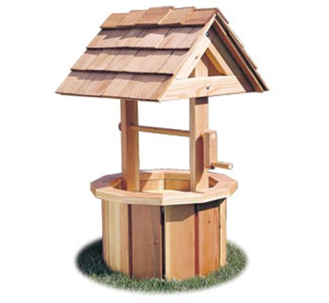 wood pattern for wishing well structure woodworking plans small wishing well plans