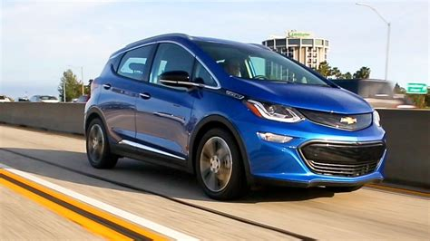 2017 chevrolet bolt review and road test