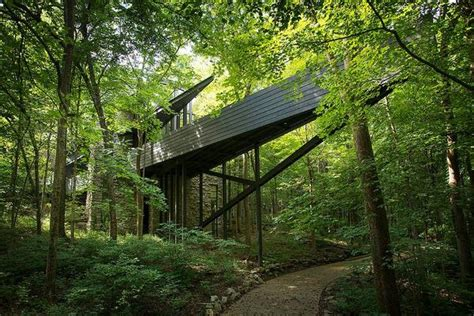 treehouse homes for sale luxurious nashville tree house retreat tennessee luxury