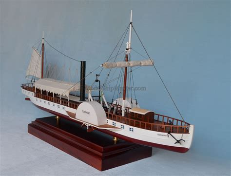 model steam boat youtube clermont fulton s steamboat