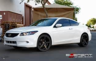 image gallery honda accord black rims