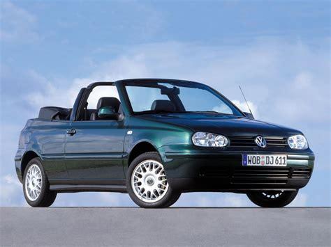 volkswagen cabrio volkswagen golf iv cabrio 1j 1 9 tdi 110 hp