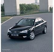 FORD Mondeo Sedan  2003 2004 2005 Autoevolution