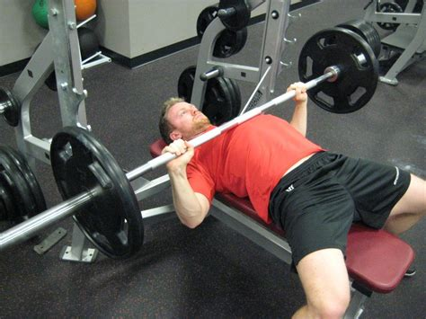 bench press benchmark bench press exercise bench press for chest workout