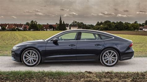 2019 Audi A7 Review by 2019 Audi A7 Drive Review Slipstream Luxury Tech
