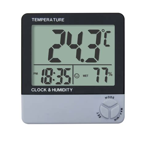 Thermometer Hygrometer the information is not available right now