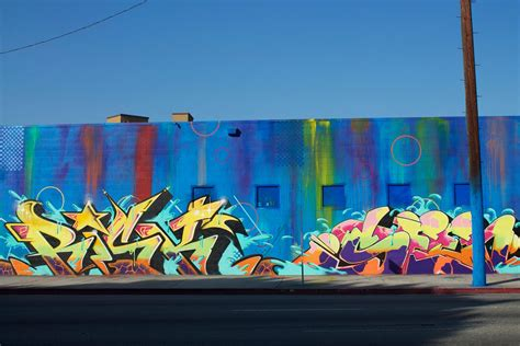 street art la coolest graffiti los angeles