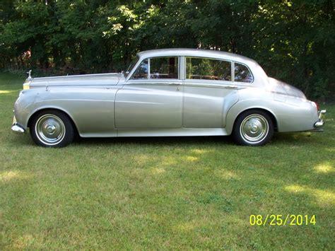 1959 Rolls Royce by 1959 Rolls Royce Silver Cloud Wheel Base Lhd