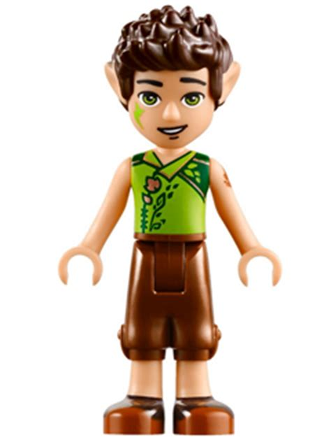 Lego Lime Torso Halter Lego Minifig Part bricker lego minifigure elf017 sira copperbranch sky