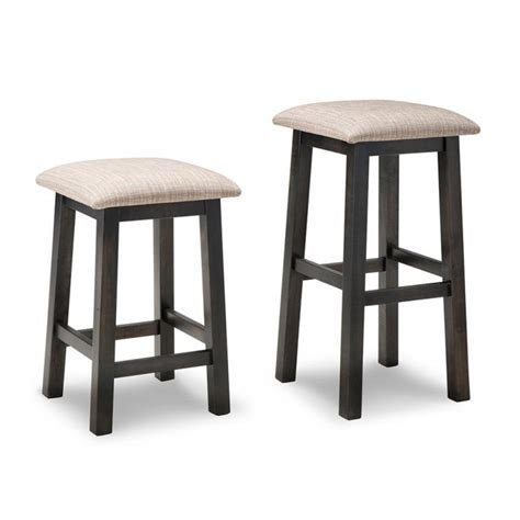 slim bar stool home envy furnishings solid wood rafters backless stool home envy furnishings solid wood