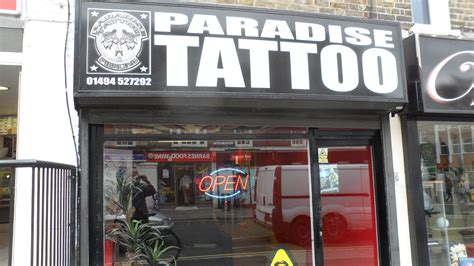tattoo prices high wycombe paradise tattoo