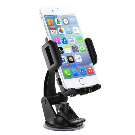 Sale Car Mount Holder For Samsung Galaxy S3 Ch403 Black universal car mount holder windshield cradle suction cup