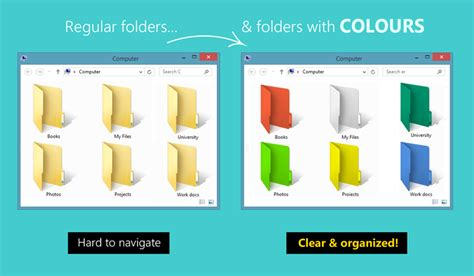 change color of how to change the colour of a folder in windows 2019