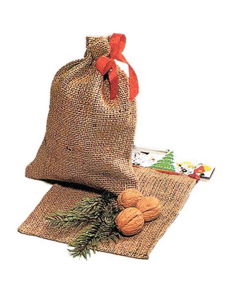 Jute Bag Decoration by Jute Bag 17 X 24 Cm Classical Nikolaus Bag Horror Shop
