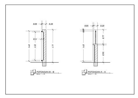 belajar berbagi ilmu rencana pagar  carport rumah