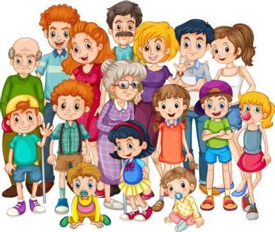 imagenes de la familia extensa 866 la pareja y la uni 243 n con la familia extensa