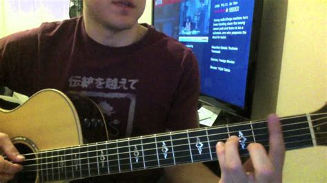 video tutorial gitar one last breath guitar lesson tutorial one last breath intro creed