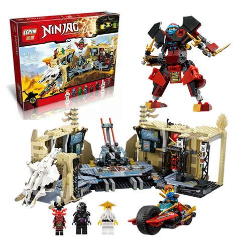 Lego Decool 10047 10052 kopen wholesale samurai ninjago uit china samurai