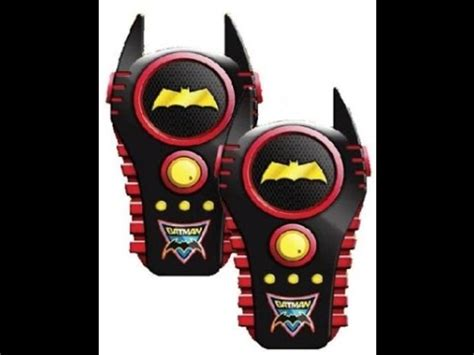Diskon Walkie Talkie Batman Superman batman walkie talkies juguetes para ni 241 os