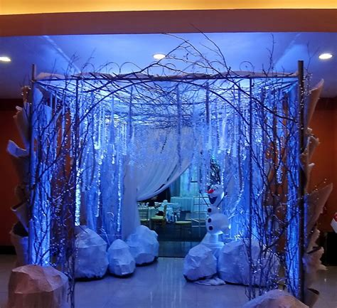 frozen themed party entertainment csi stadia north luzon s premier sports and events venue