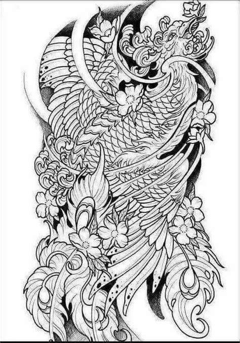 phoenix tattoo west drayton pin by qu 226 n hồng on ful lưng pinterest tattoo phoenix