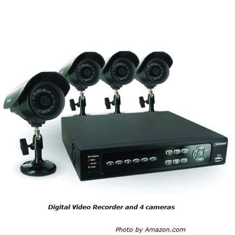 security systems security systems 8 cameras dvr